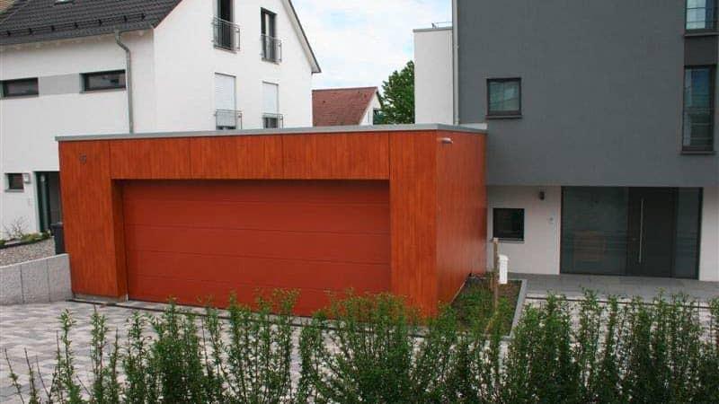 Kraenkel Holzbau Owingen Hausbau Neubau Eckstein Garage 035