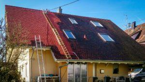 Kraenkel Holzbau Owingen Dachreinigung 008