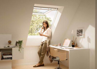 Kraenkel Holzbau Owingen Dachfenster 7