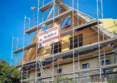 Kraenkel Holzbau Owingen Geruestbau 10