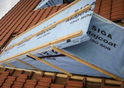 Kraenkel Holzbau Owingen Dachgaube 1 006
