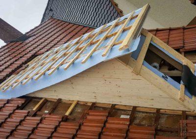 Kraenkel Holzbau Owingen Dachgaube 1 009