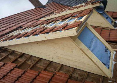 Kraenkel Holzbau Owingen Dachgaube 1 010